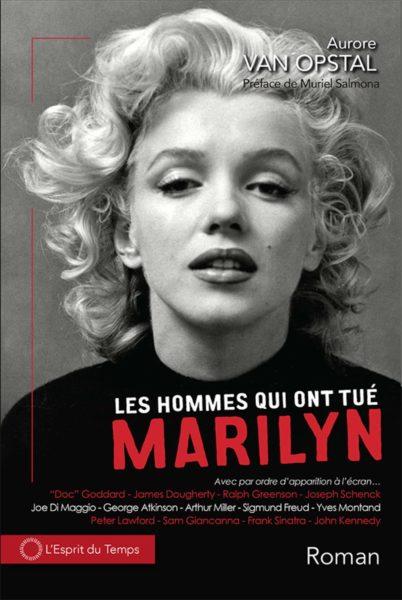 les-hommes-qui-ont-tue-marilyn-aurore-van-ospal-roman-livre-review