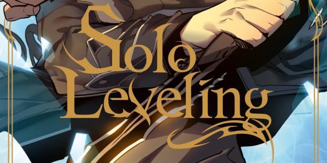 Webtoon – Solo Leveling T01 – Notre avis