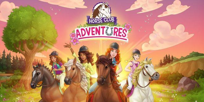 Horse Club Adventures – Notre test plein galop !