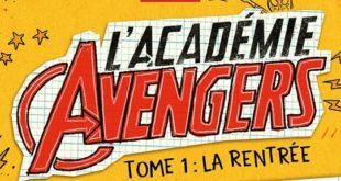 lacademie-avangers-tome-1-lumen-edition-roman-graphique-avis-review-marvel-couv