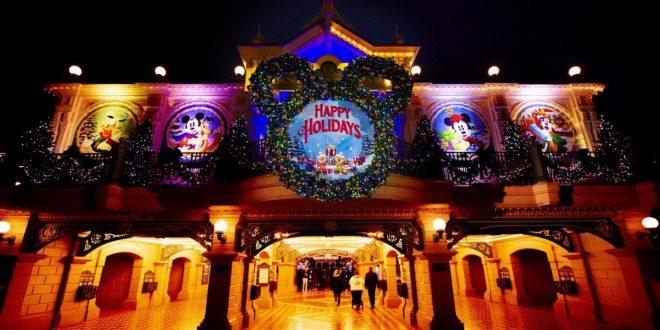 Disneyland Paris – La célébration de Noël est de retour !